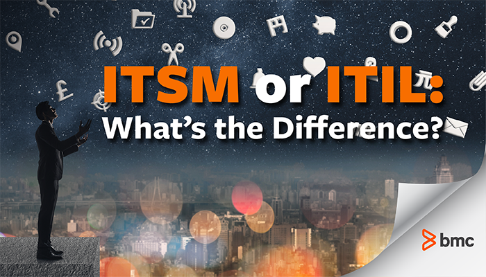 ITSM or ITIL: What's the Difference?